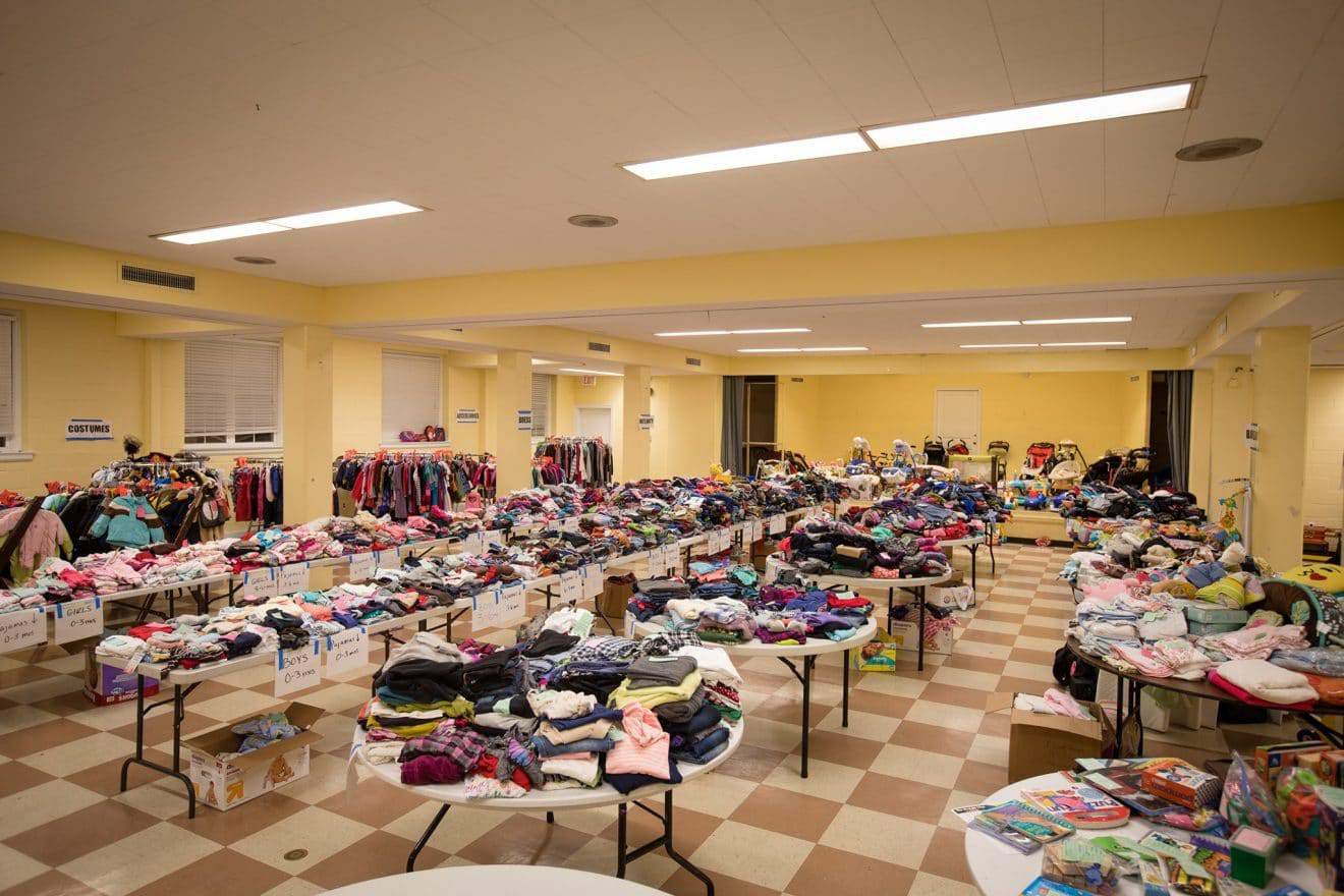 4CCN Fall/Winter Consignment Sale