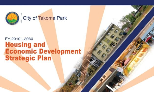 Takoma Park Adopts Housing, Economic Development Plan