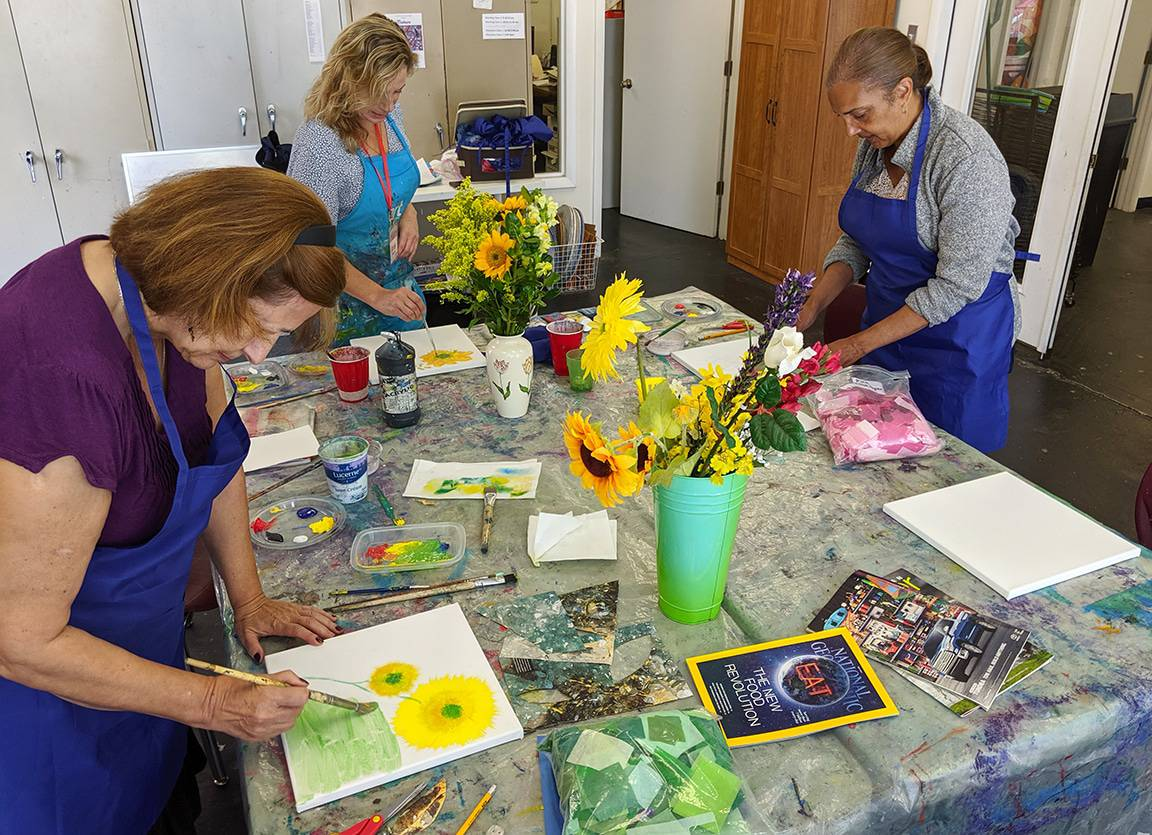 Senior Art Club