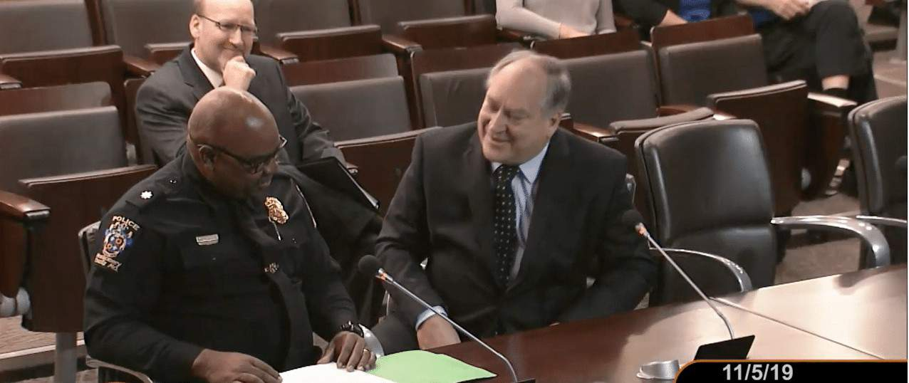 Council Unanimously Confirms Jones as Chief of Police