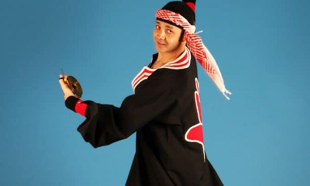 Arab Folk Dance Workshop