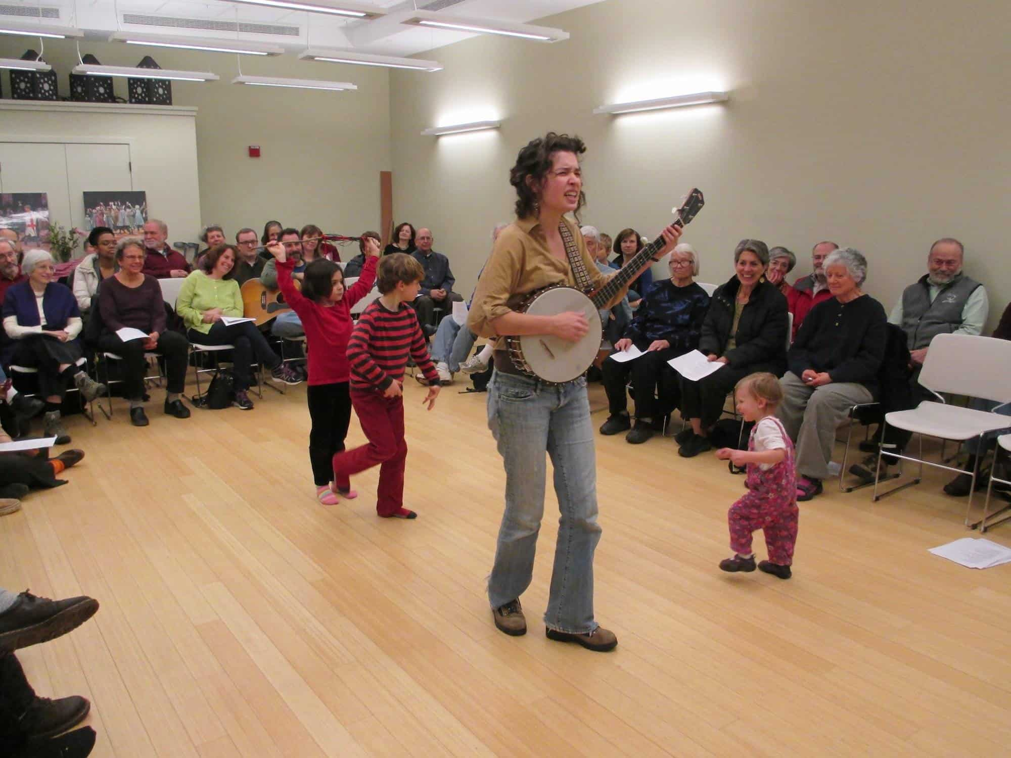 Carpe Diem-Revels Family Community Sing