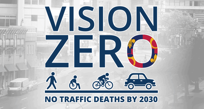 The State of Vision Zero and Pedestrian Safety in Silver Spring