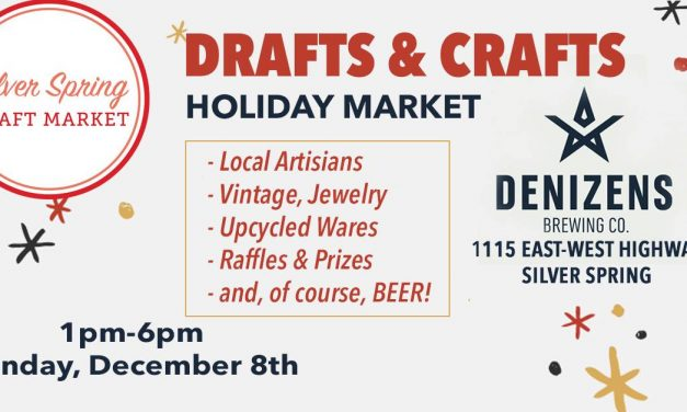 Drafts & Crafts: Third Annual Holiday Market at Denizens