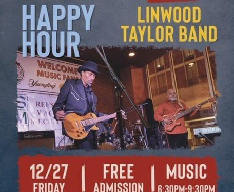 DC Blues Society's 4th Friday Happy Hour
