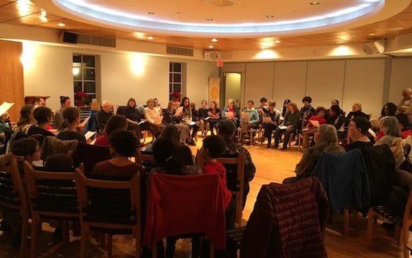 Carpe Diem Arts-Washington Revels Community & Family Sing