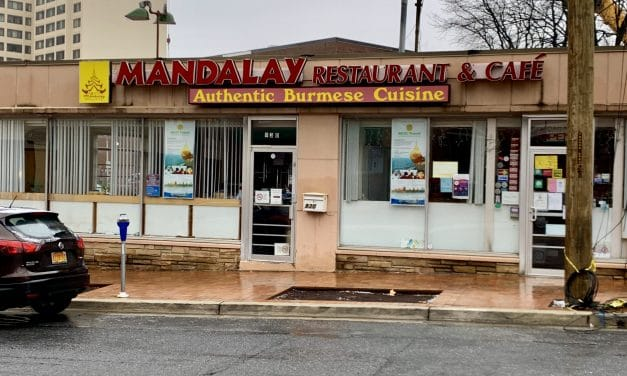 Mandalay Restaurant to Remain on Bonifant Street Until Mid-2021