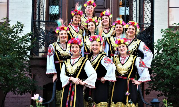 A Balkan Journey – Concert by the Orfeia Vocal Ensemble