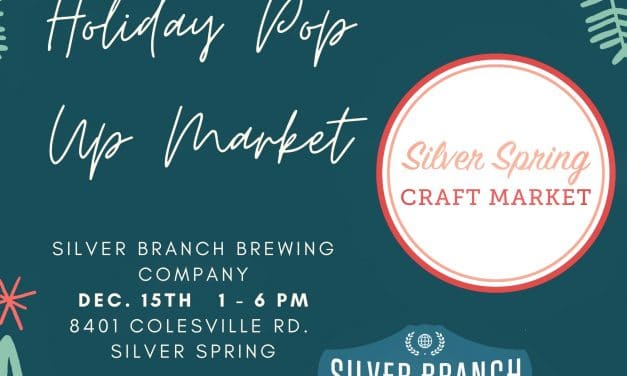 Holiday Market at Silver Branch Brewing