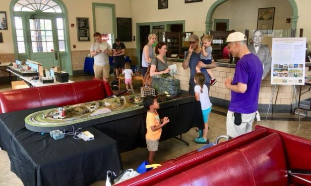 Silver Spring B&O Railroad Station Open House