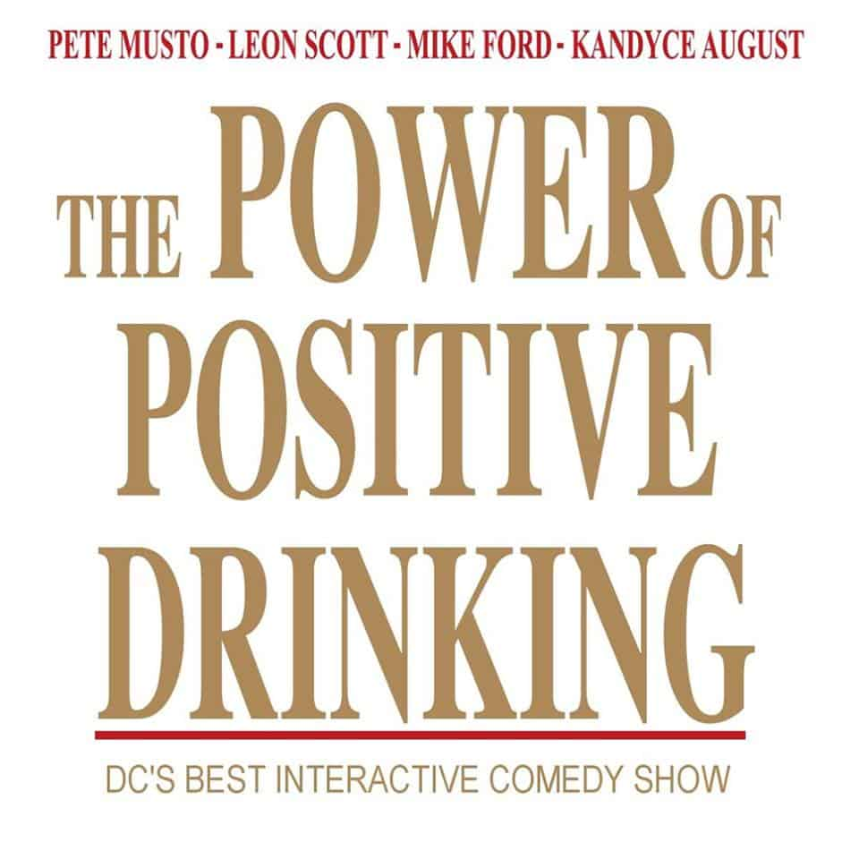 Power of Positive Drinking at Silver Branch