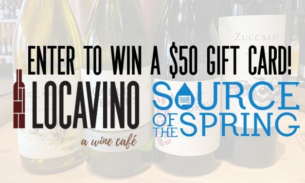 CONTEST: Locavino Brings Back Adega Favorite; Enter to Win a $50 Gift Card