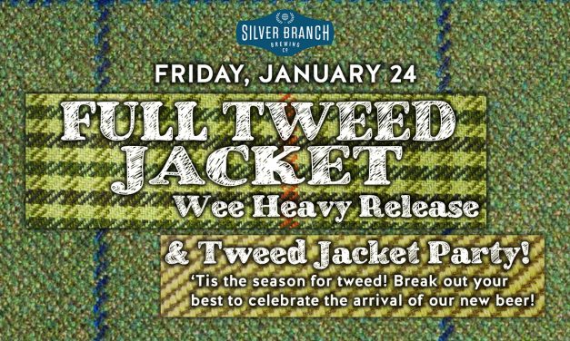 FULL TWEED JACKET Wee Heavy Release + Tweed Jacket Party