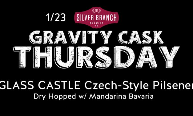 Gravity Cask Thursday!