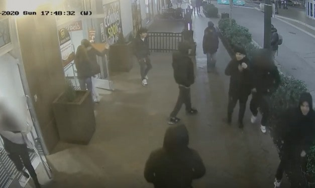 County Police Release Surveillance Video in Sunday Shooting