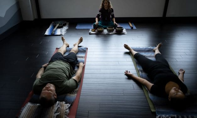 Restorative Yoga with Sound Bath