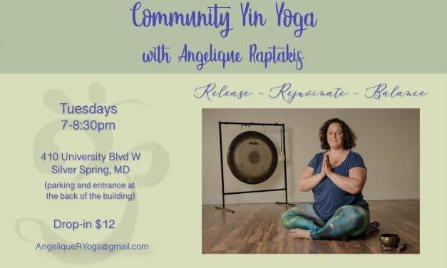 Community Yin Yoga
