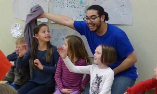 Revels After-School Workshops (Grades 2-3)