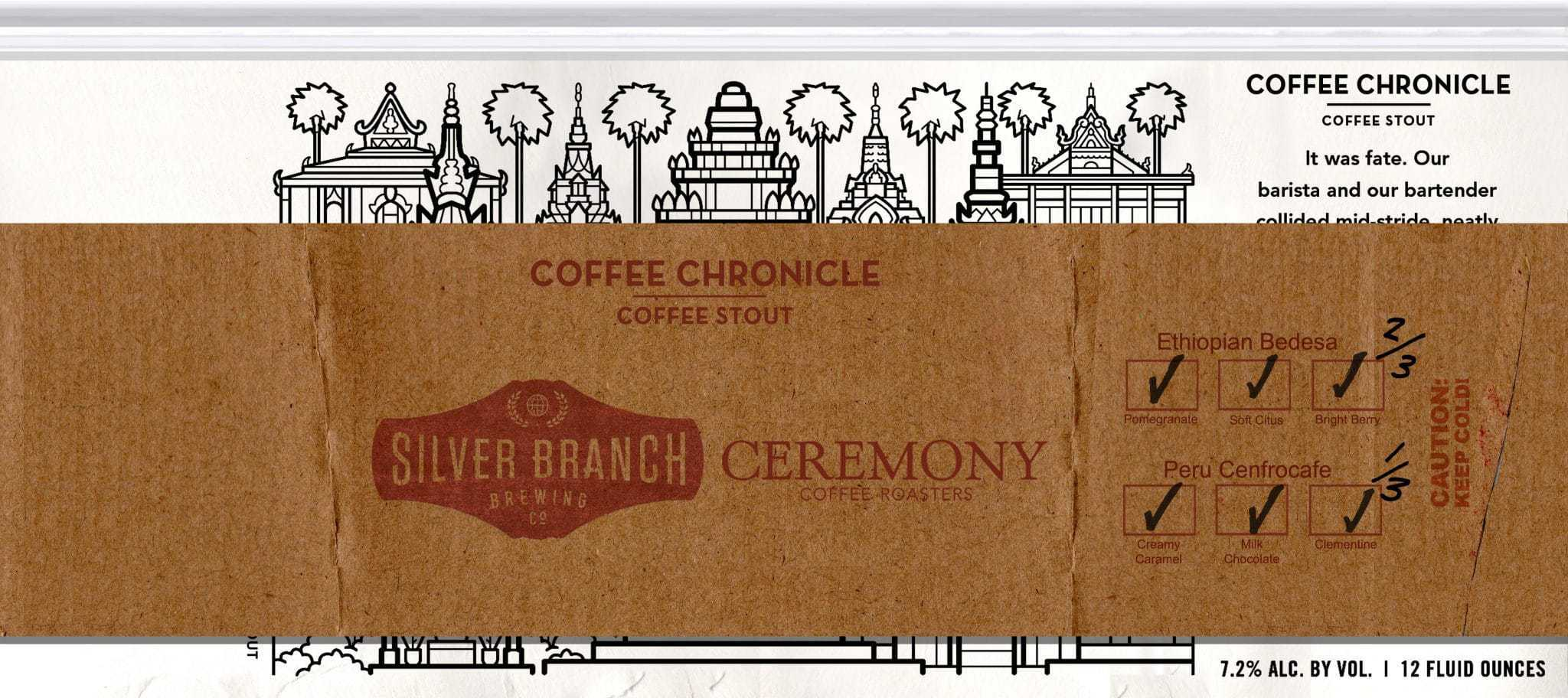 Coffee Chronicle Release- 6-Pack Pre-Sale