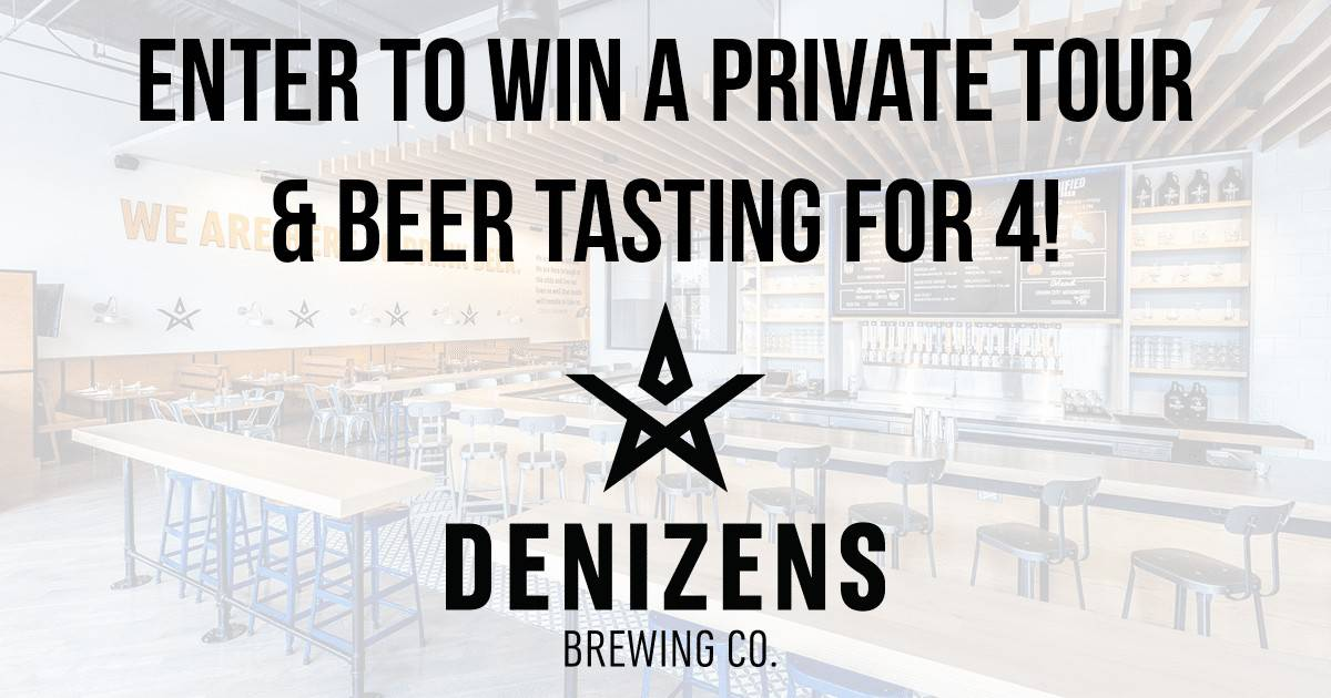 CONTEST: Denizens to Host Winter Cask Classic; Win a Private Tasting for 4