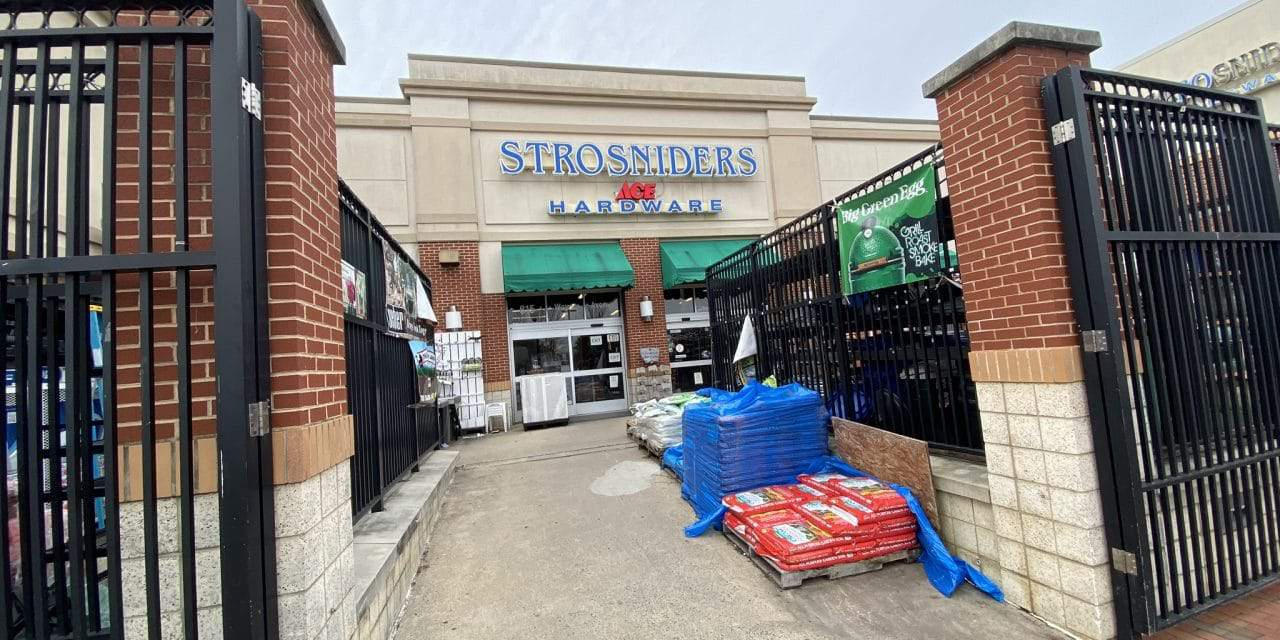 Strosniders Silver Spring Store Sold to Local Hardware Group