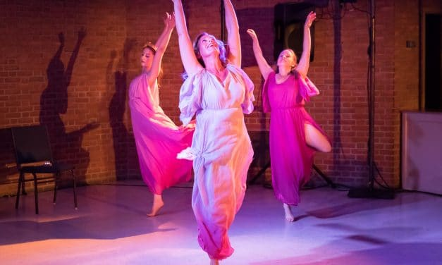 CANCELED – Isadora Duncan: In Celebration of Movement by Word Dance Theater