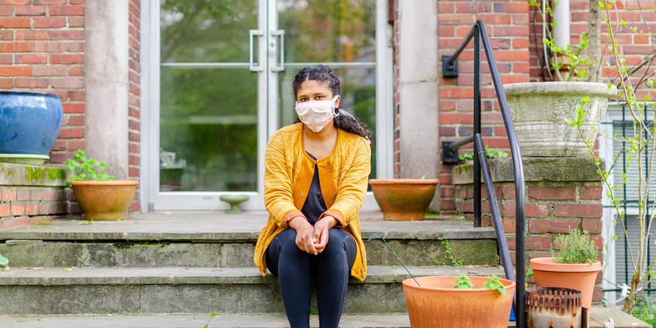 Life in the Time of the Coronavirus: Voices from Silver Spring—Amina Ahmad, Handmade Habitat