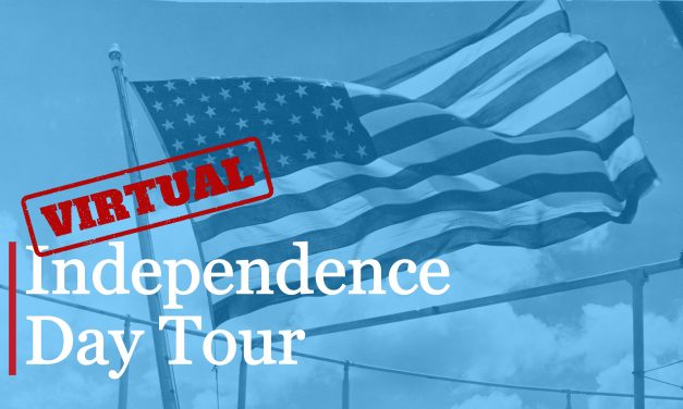 Virtual Independence Day Tour