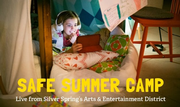 Silver Spring Arts Groups to Offer Virtual Summer Camps