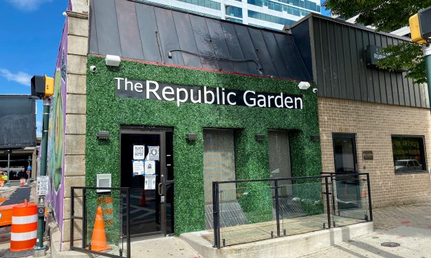 Republic Garden Temporarily Shut Down by DHHS