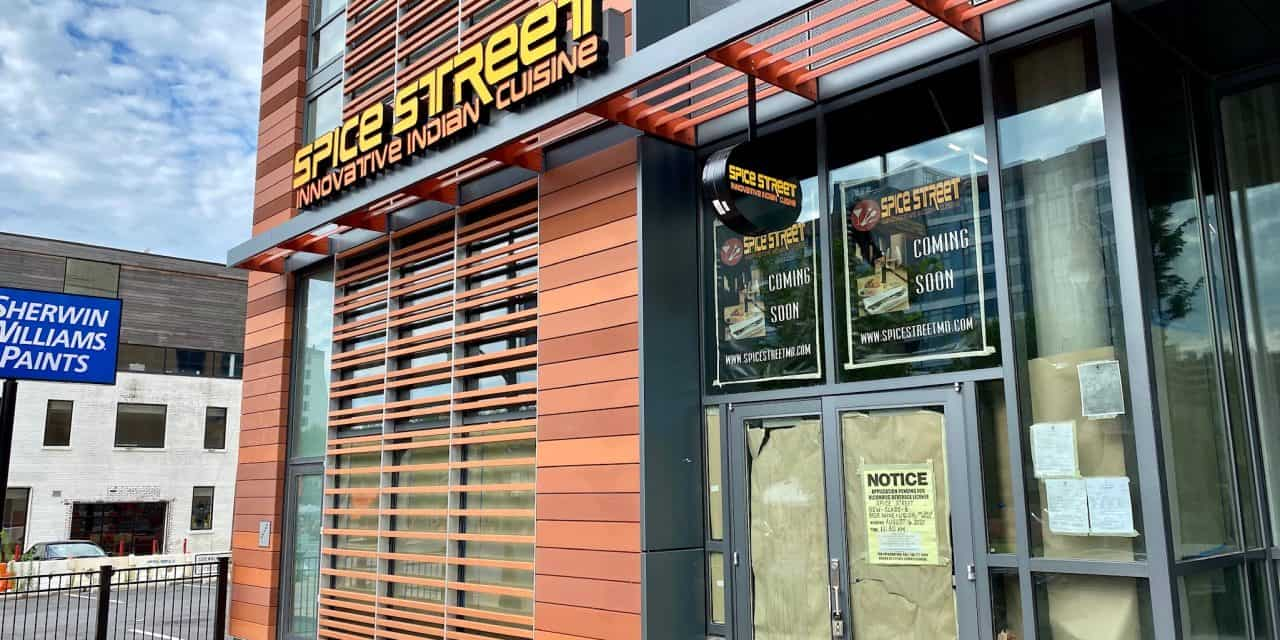 Spice Street Restaurant Hiring, Planning Early October Opening