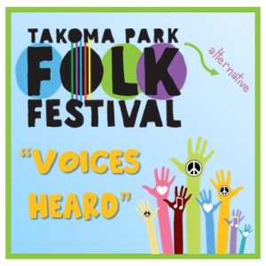 "Events - With the theme of ""voices heard"", the Takoma Park Festival is going online! Offering 6 hours of programming which includes original recordings and archival footage, plus exhibits from artisans, and community organizations working for social justice. Enjoy the soul trio Big Little Band headed by Takoma's own Marc Evans; North American traditional music from Lisa Null; Americana from Naked Blue; remarkable guitarist Yasmin Williams; the gypsy jazz of Orchester Praževica; and folk-funk-rockers Most Savage Gentlemen… and much more! Two consecutive Sundays, September 13 and 20, at 7pm. Streaming details will be provided soon at www.tpff.org"