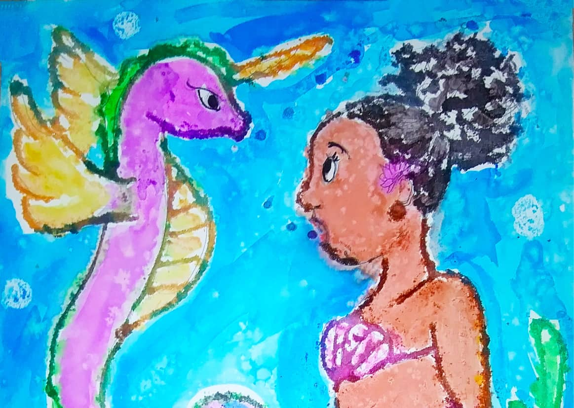 *ONLINE* Painting for Teens I - Ages 13 - 17 yrs