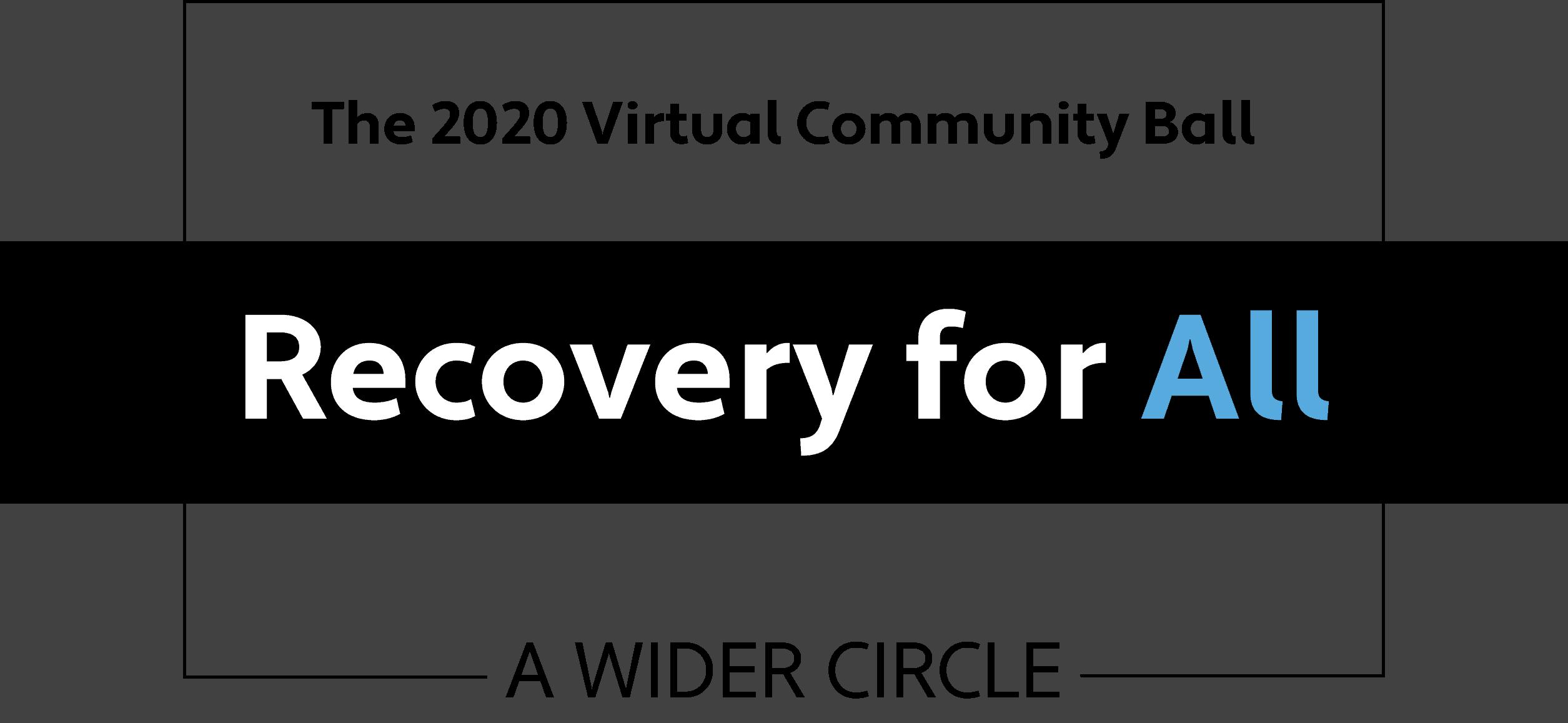 A Wider Circle - 2020 Virtual Community Ball