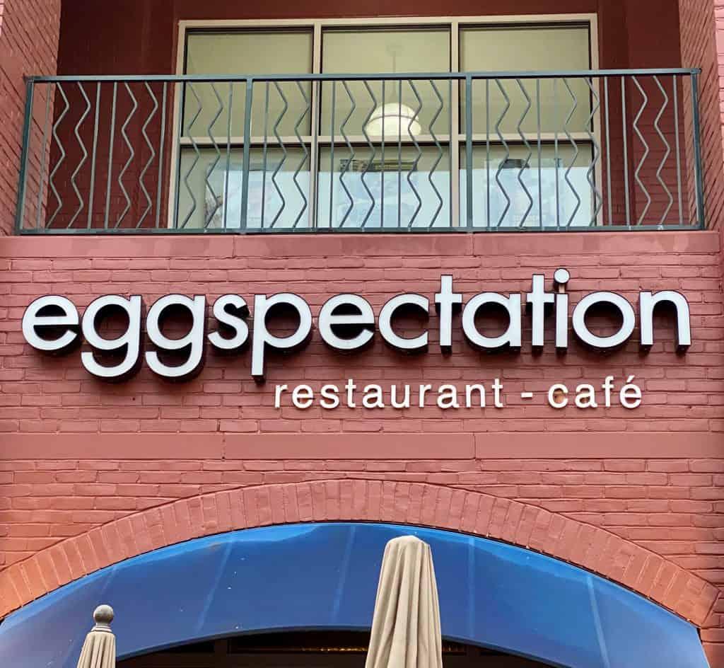 Eggspectation has Permanently Closed