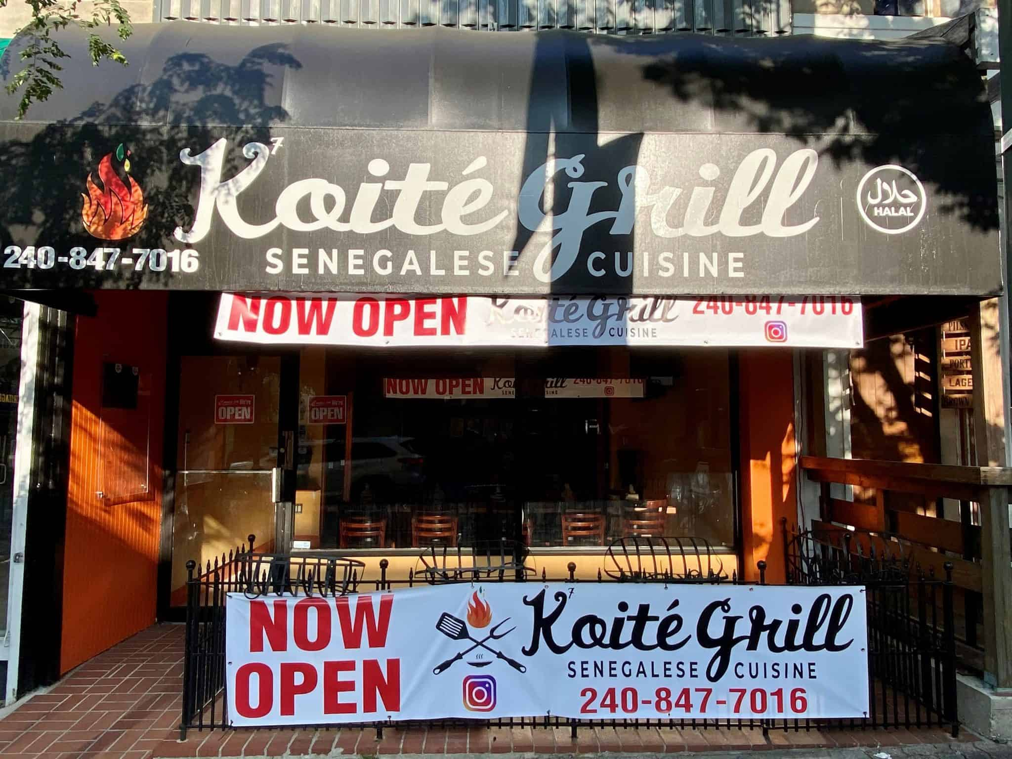 Koité Grill Opens in Former Abol Location