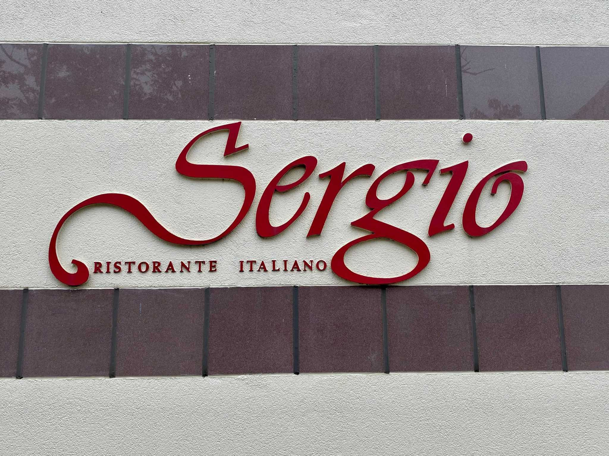 Sergio Ristorante Italiano has Permanently Closed