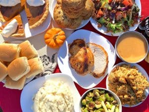 Denizens Brewing Co. Pivots to Thanksgiving Meals - After developing a reputation for pivoting its business in the era of COVID-19, Denizens Brewing Co. has done it again — and this time, they're offering Thanksgiving Meals for 2 to 8 people.